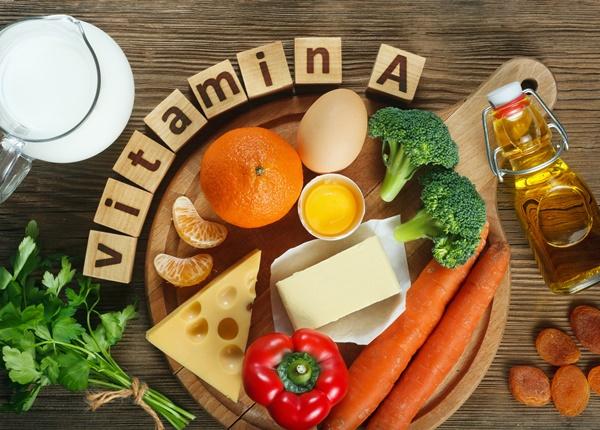 Cách thức bổ sung vitamin A cho trẻ