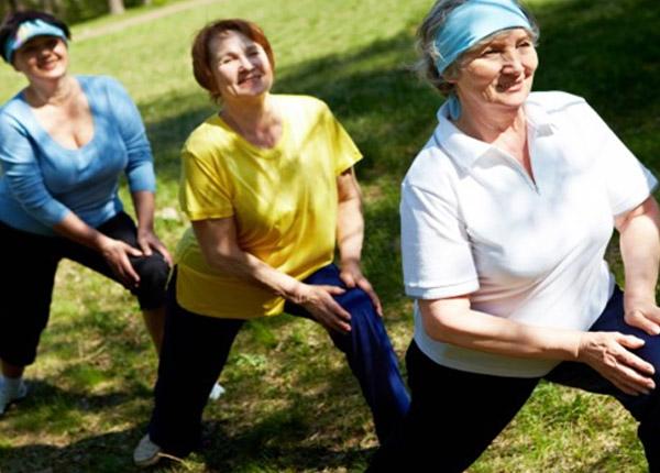 Xương khớp khỏe mạnh giúp vận động dẻo dai