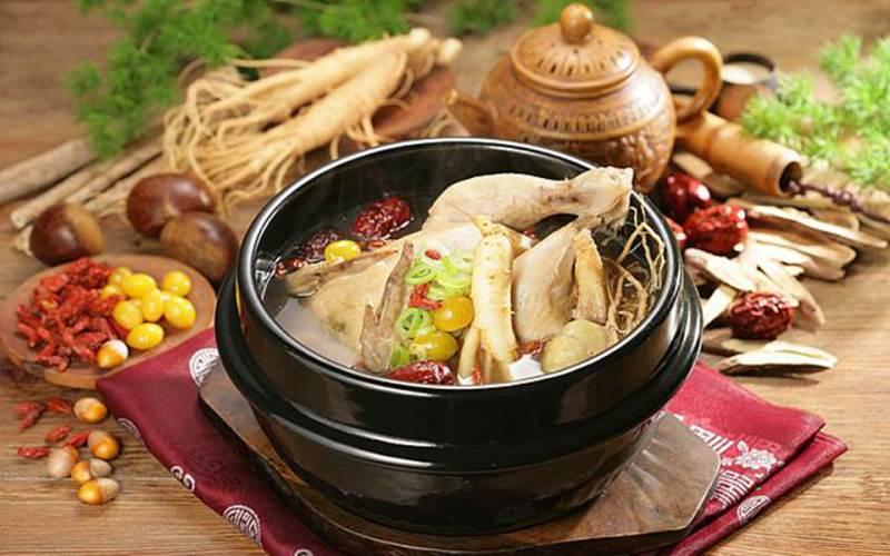 Món ăn bài thuốc chữa bệnh từ thịt gà