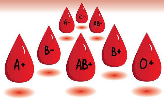 Các nhóm máu trong cơ thể người