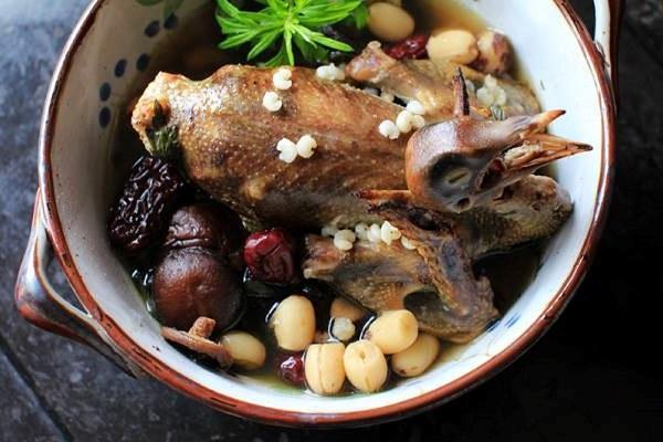 Món ăn mùa đông giúp phòng ngừa cảm lạnh
