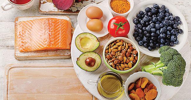 Thực phẩm người bệnh mất trí nhớ tạm thời nên ăn