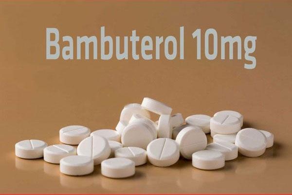 Thuốc Bambuterol 10mg