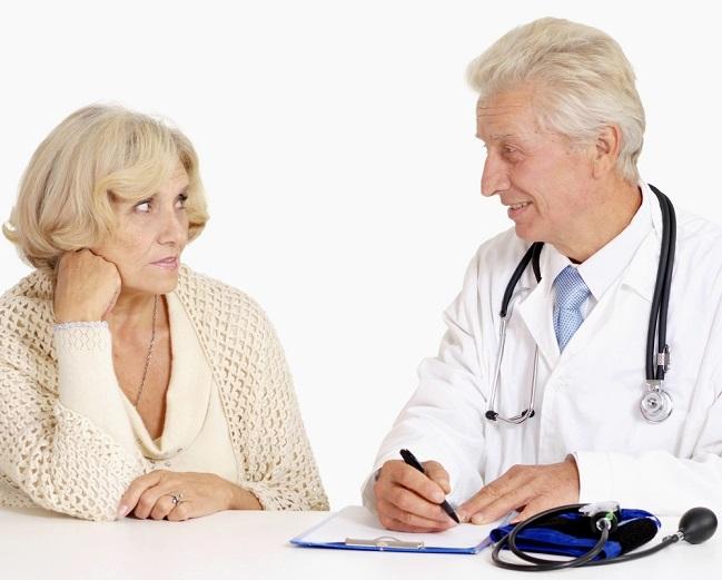 Người bệnh cần đến các cơ sở y tế để thăm khám