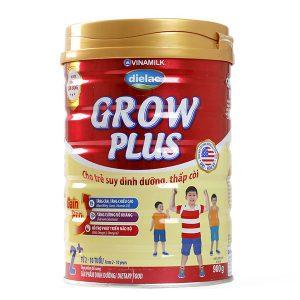 Sữa Dielac Grow Plus 2+ dành cho trẻ 2-10 tuổi