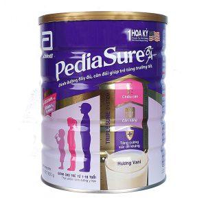 Pediasure - Sữa dành cho trẻ biếng ăn chậm tăng cân của Mỹ