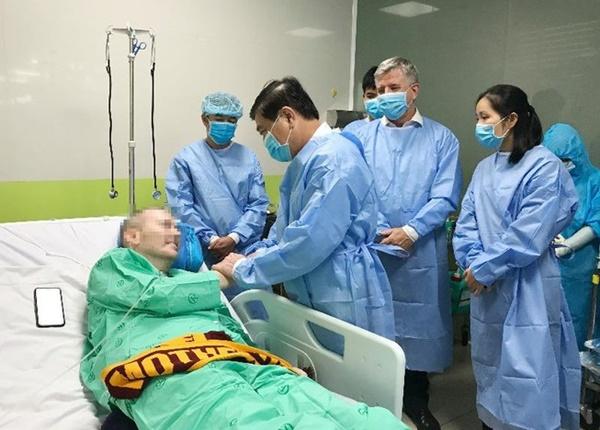 Kỳ diệu: Phổi của bệnh nhân 91 gần như hồi phục hoàn toàn