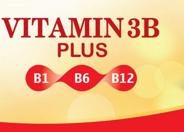 Chế phẩm vitamin 3B được biết đến trên thị trường với nhiều dạng bào chế khác nhau
